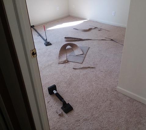 carpet install 1